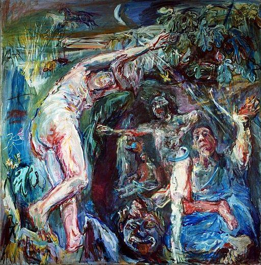 奥斯卡 柯克西卡Oskar Kokoschka(奥地利1886-1980 ) 作品集1 - 刘懿工作室 - 刘懿工作室 YI LIU STUDIO