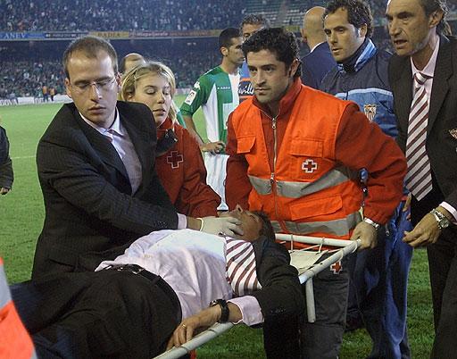JuanDe Ramos herido