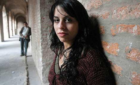 Victoria Donda, de 32 años, supo a los 26 que era hija de desaparecidos. | Pablo Piovano