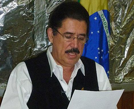 El presidente depuesto Manuel Zelaya.| AP