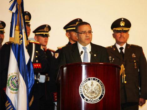 El presidente salvadoreño, Mauricio Funes.| Efe