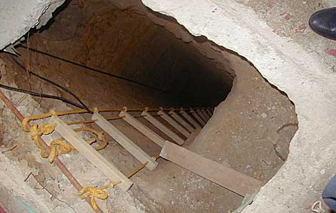 En busca del tesoro escondido de 'El Mejicano' 1273100882_0
