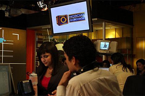 EEUU vigilará 'cuidadosamente' Globovisión tras el anuncio de Chávez 1279761361_0