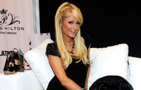 Paris Hilton. I AFP