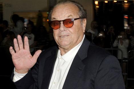 Jack Nicholson. I Efe
