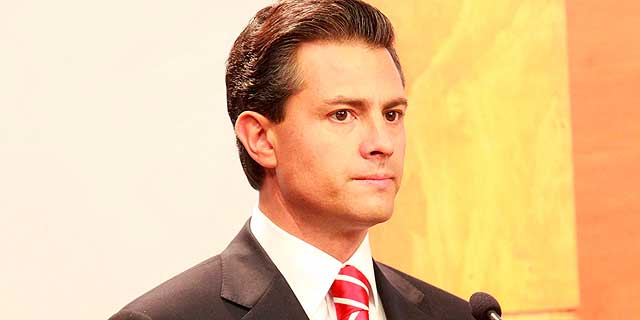 El candidato del PRI, Enrique Pea Nieto. | Efe