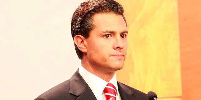 El candidato del PRI, Enrique Peña Nieto. | Efe