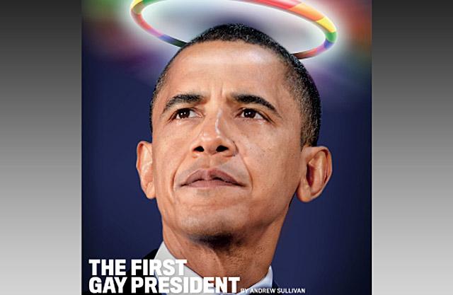 Portada de la revista 'Newsweek'.