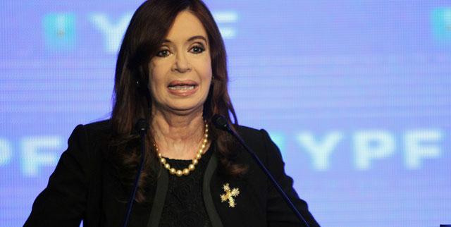 Cristina planea expropiar las empresas españolas de juego