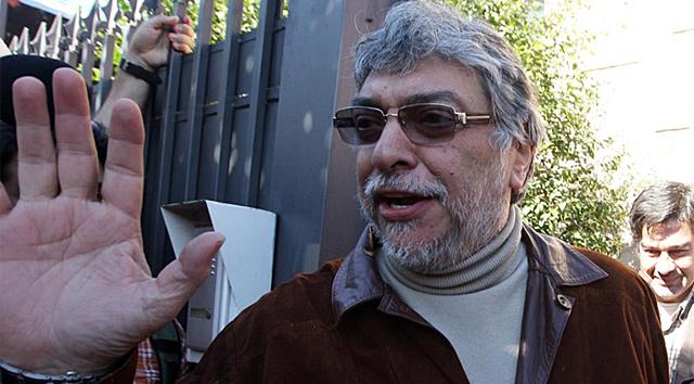 Fernando Lugo. | Foto: Reuters