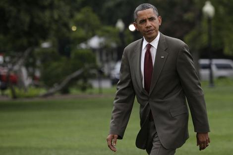 El presidente Obama en la Casa Blanca.| Afp/Yuri Gripas