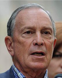 Bloomberg informa sobre el tiroteo. | Efe