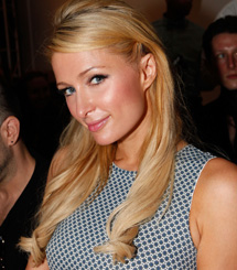 Paris Hilton en Nueva York. | Afp