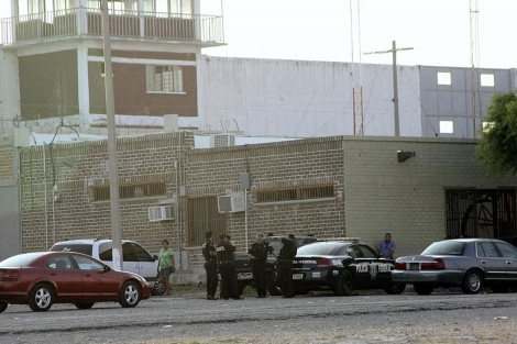 Prisión de Piedras Negras, de la que se fugaron 132 presos la semana pasada. | Efe