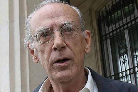 El ex comandante Gutiérrez Menoyo.| Afp