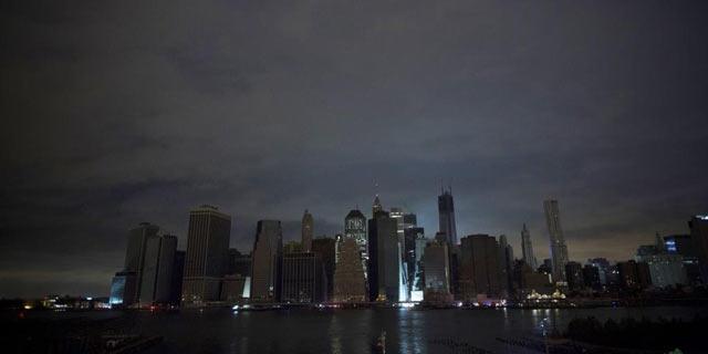 Manhattan tras el paso de 'Sandy'. | Reuters