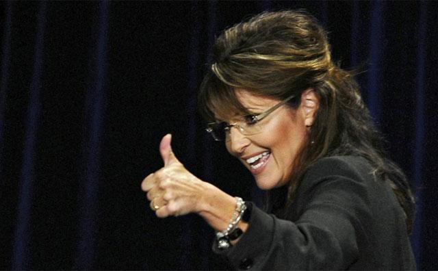 Sarah Palin, en una imagen de 2010. | Reuters