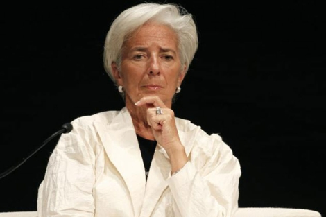 La directora del FMI, Christine Lagarde.| Reuters