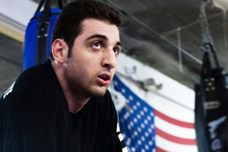 Tamerlan Tsarnaev, el hermano mayor.