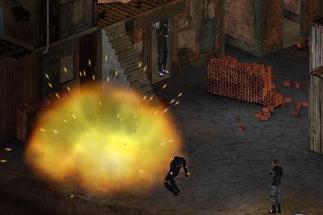 Fotograma del videojuego.