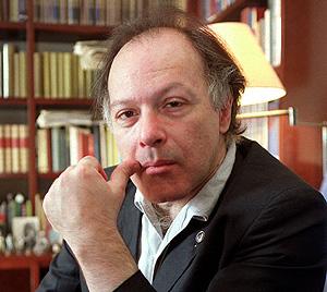 Escritor Javier Marías