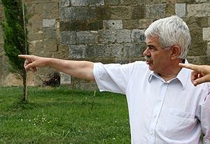 Maragall visita Garrigoles