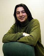 Antonio Lucas. (Foto: EL MUNDO)