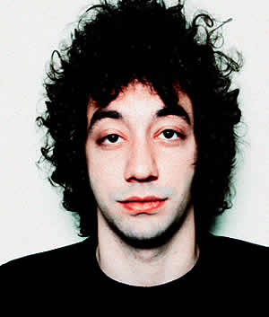 Albert Hammond Jr. (Foto: EL MUNDO)