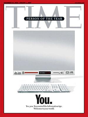 Tú eres la portada del Times