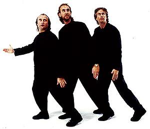 El grupo británico 'Genesis'. (Foto: EL MUNDO)