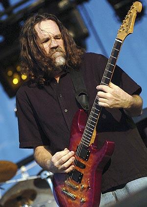 Brad Delp, en una imagen de 2004. (Foto: AP)