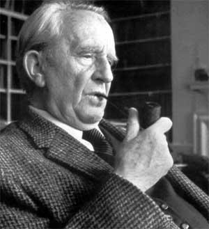 J.R.R. Tolkien. (Foto: EL MUNDO)