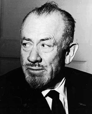 El escritor estadounidense, John Steinbeck. (Foto: EL MUNDO)