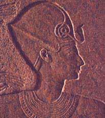 Relieve del faraón Tutmosis III