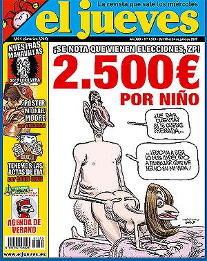 Censura en España al acusar de vago al Príncipe Felipe