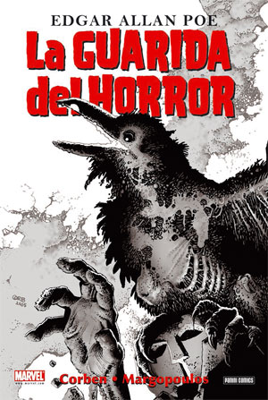 El cómic realizado por el dibujante Richard Corben y el guionista Rich Margopoulos. (Foto: EFE)