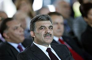 El presidente turco, Abdullah Gül, en una imagen del pasado mes de septiembre. (Foto: AFP)