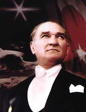 Mustafá Kemal Atatürk. (Foto: EL MUNDO)