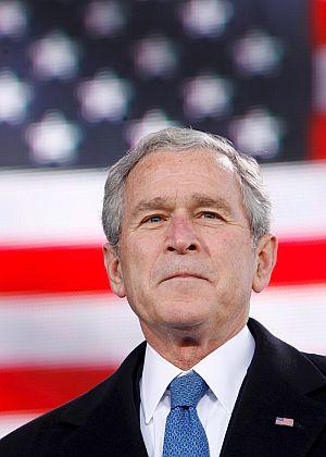 George W. Bush, 43º presidente de EEUU. (Foto: AFP)