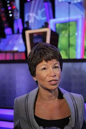 Valerie Jarrett, designada consejera de Obama. (Foto: EFE)