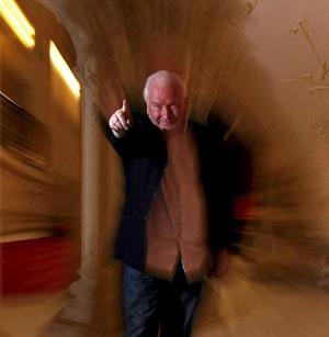 El autor de 'El Mundo en 2030', Ray Hammond. (Foto: Kike Para)