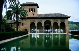 La Alhambra de Granada, uno de los iconos arquitectnicos de la cultura musulmana en Espaa. (Foto: El Mundo)