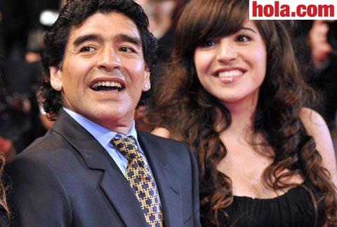 , hijo del 'Kun' y de la hija de Maradona | Gentes | elmundo.es
