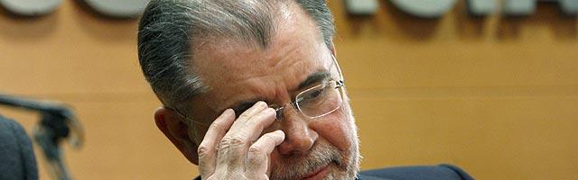 Fernández Bermejo, falangista y ex ministro furtivo de Justicia