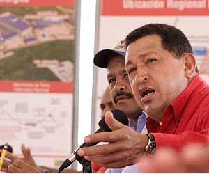 Hugo Chávez. | Efe