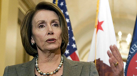 Nancy Pelosi. | Ap