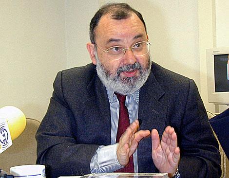 Ángel Juanes Peces, nuevo presidente de la Audiencia Nacional. | Efe