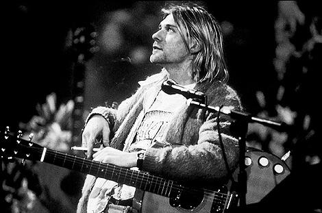 El éxito cavó una tumba prematura para Kurt Cobain. | El Mundo