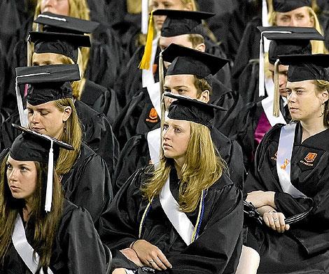 Las universidades británicas y estadounidenses, fuentes del saber de la 'Británica'. | Reuters