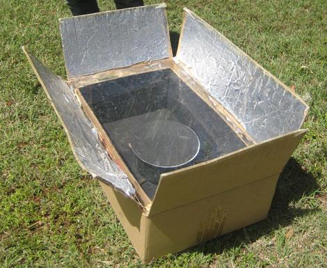 Cocina solar 'Kyoto Box'. | Joana Socías